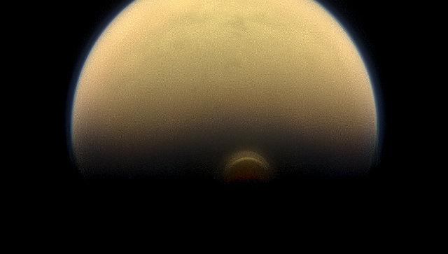 Photo of На Титані настала зима