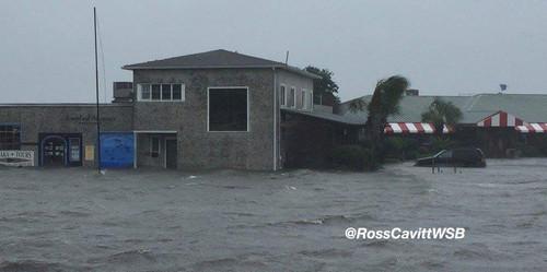 Photo of Ураган «Меттью» йде на Джорджію і Південну Кароліну (відео + фото)