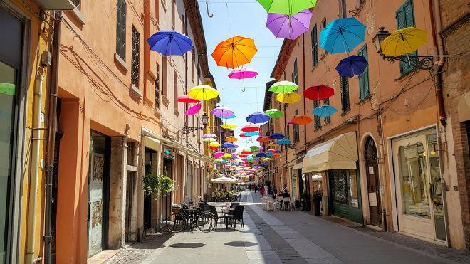 Photo of Аномальна спека в Італії