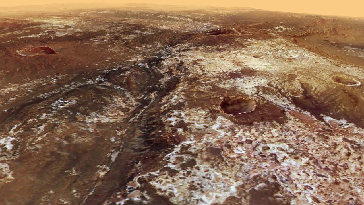 Photo of Віртуальна прогулянка по руслу древньої марсіанської річки (відео)