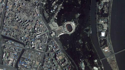 Photo of Засекречений Пхеньян з борту МКС (відео)