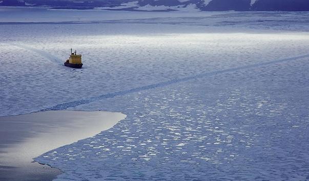 Photo of Північний Льодовитий океан стане схожим на Атлантичний