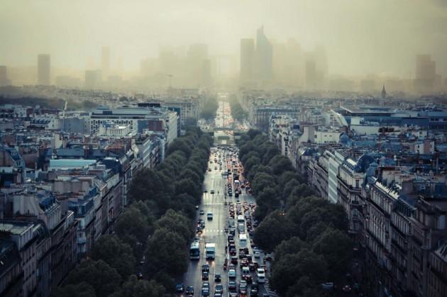 Photo of Париж вводить нову систему моніторингу викидів транспортних засобів