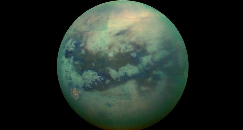 Photo of Чим відрізняються земні ріки від річок Марса і Титану