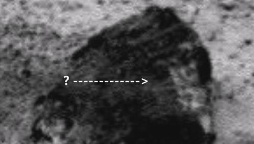 Photo of На Марсі знайшли камінь з написом