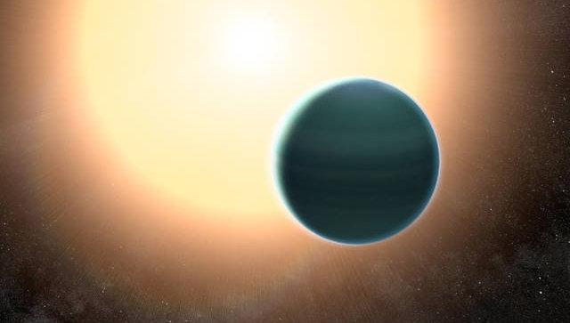 Photo of Знайдена перша планета з «зоряною» атмосферою