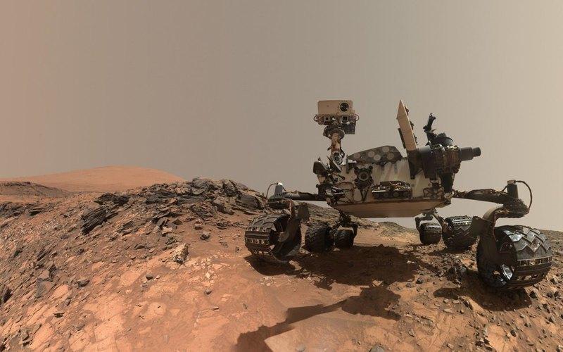 Photo of У NASA розповіли про бунт марсохода Curiosity