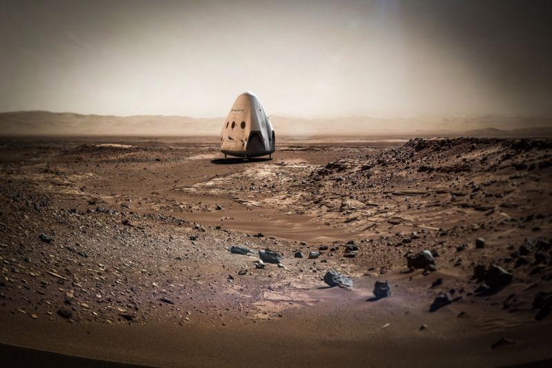 Photo of SpaceX готує до відправки на Марс відразу два корабля