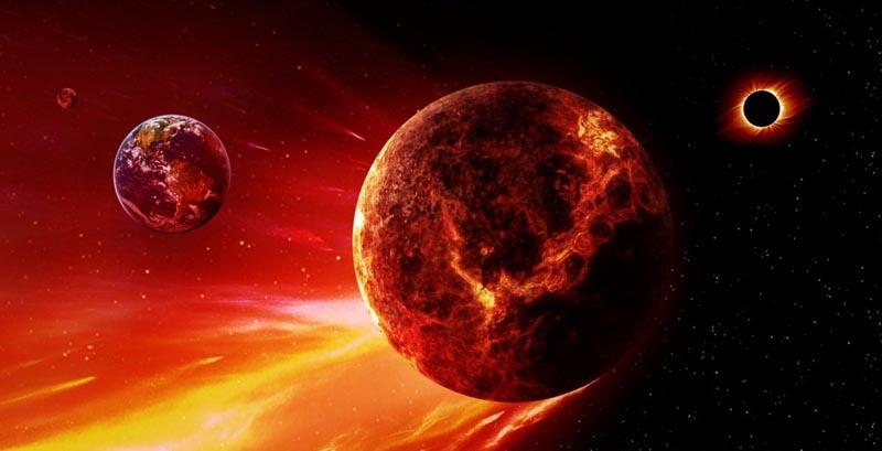 Photo of У вимиранні життя на Землі винна Планета Х
