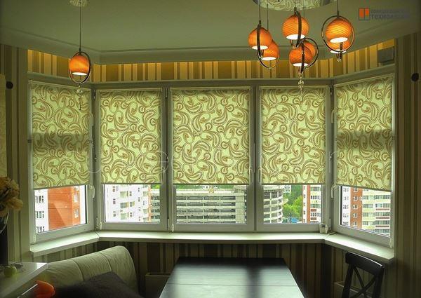 Photo of Рулонные шторы: какие бывают, преимущества, особенности