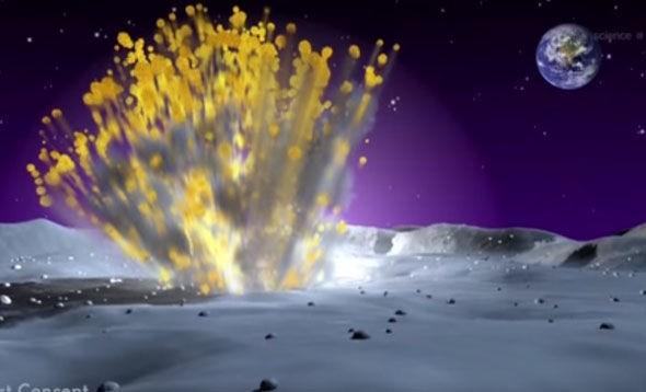 Photo of На Місяці безперервно йдуть метеорні дощі (фото)