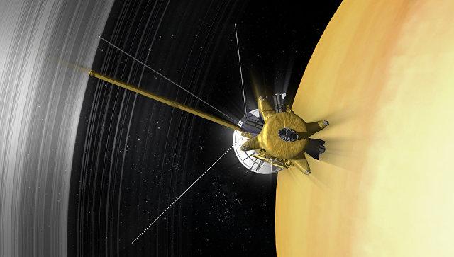 Photo of «Кассіні» зіткнувся з незрозумілою аномалією магнітного поля Сатурна