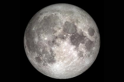 Photo of В надрах Місяця виявлена вода