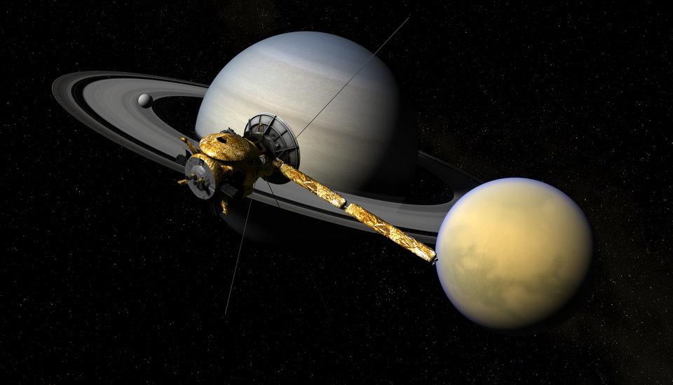 Photo of Чому колонізація Титану може бути успішніше від колонізації Марса?