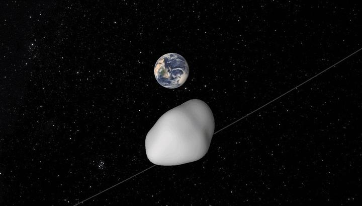 Photo of НАСА чекає наближення астероїда, щоб випробувати систему захисту від атак астероїдних