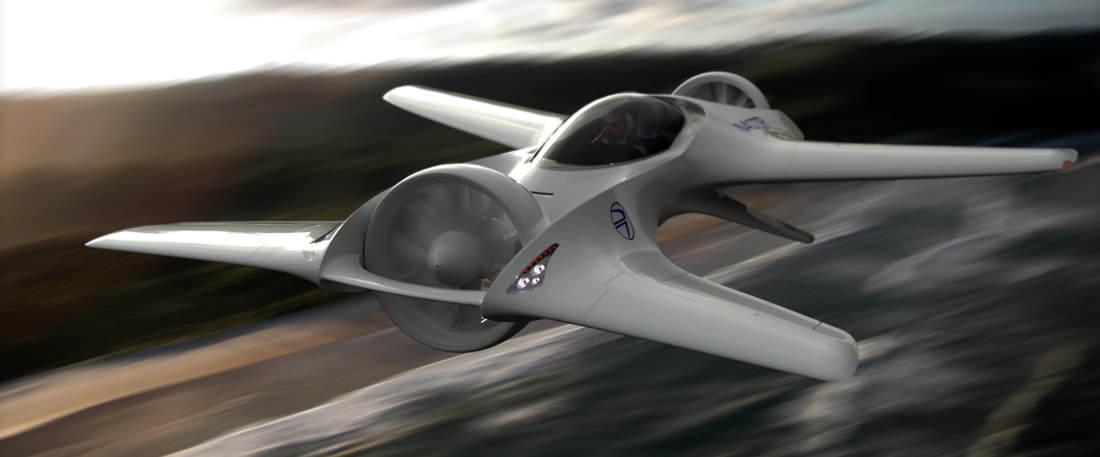 Photo of Літаючий автомобіль DeLorean представлять у 2018 році