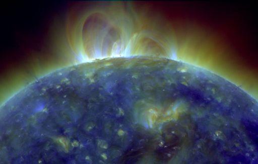 Photo of Сонячна пляма AR2665 повертається