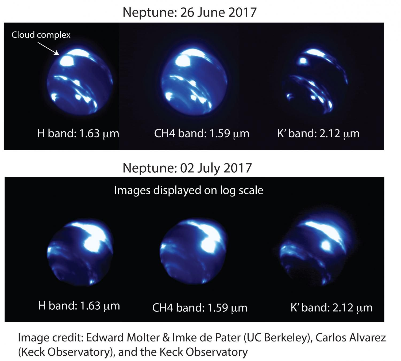 Photo of Астрономи побачили гігантську бурю на Нептуні