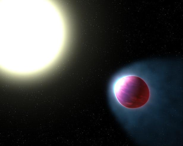 Photo of Астрономи виявили екзопланету зі стратосферою
