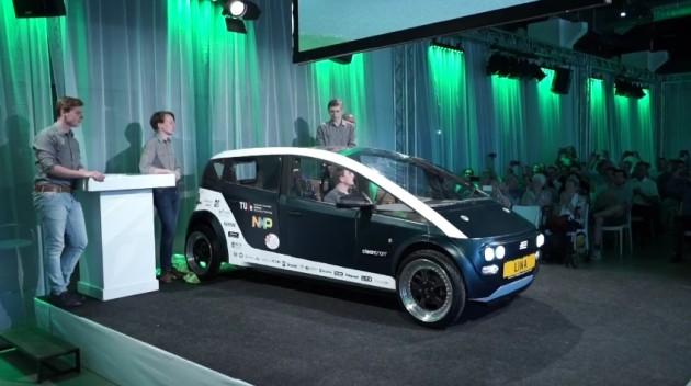 Photo of У Нідерландах зробили електромобіль з цукрових буряків і льону