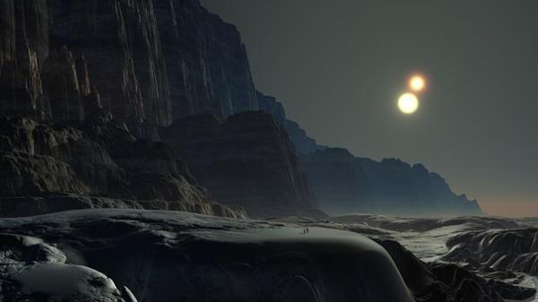 Photo of Астрофізики: Космічний сніг вкаже на позаземне життя
