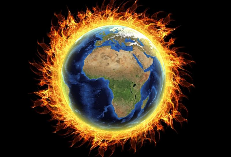 Photo of Вчені розповіли, яка температура на планеті встановиться до 2050 року