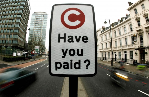 Photo of Плата за в'їзд в центр Лондона для старих автомобілів збільшується майже вдвічі