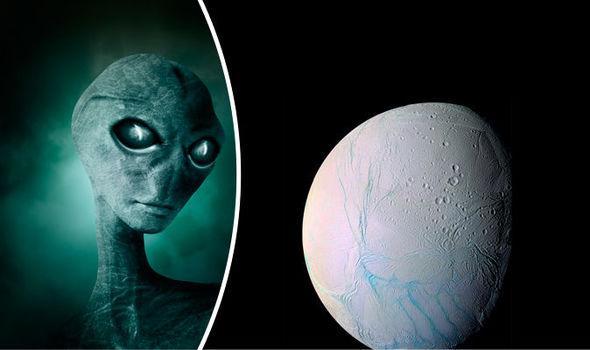 Photo of Вчені: Енцелад може бути домом для підводних інопланетян