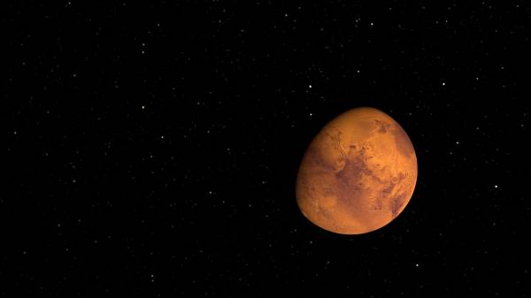 Photo of Вчені: Через 1 млн років на Марсі може статися виверження вулкана