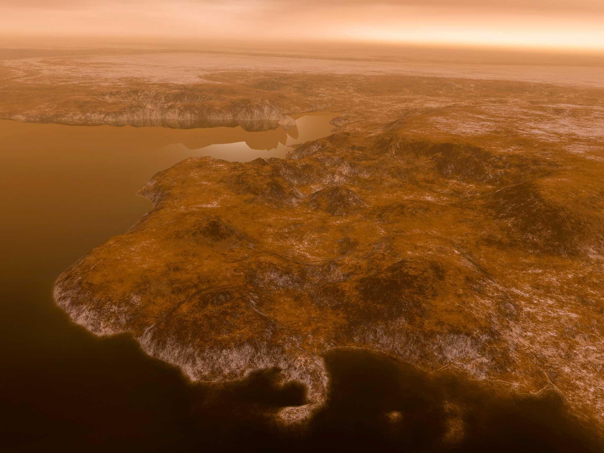Photo of Нова несподівана схожість Титану з Землею