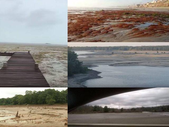 Photo of Від берегів Еквадору несподівано відринула вода
