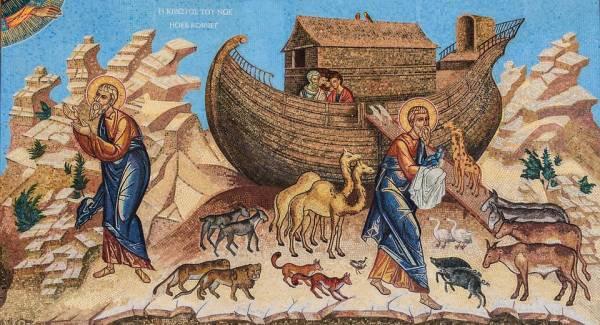 Photo of Вчені: Ной дзвонив синові по телефону