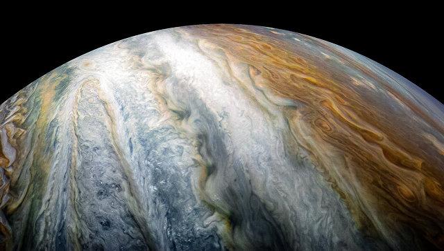 Photo of NASA показало хмарний пояс Юпітера