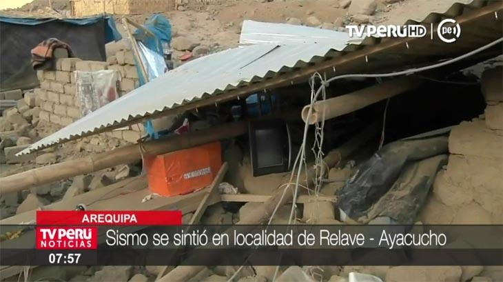 Photo of Наслідки потужного землетрусу в Перу (фото)