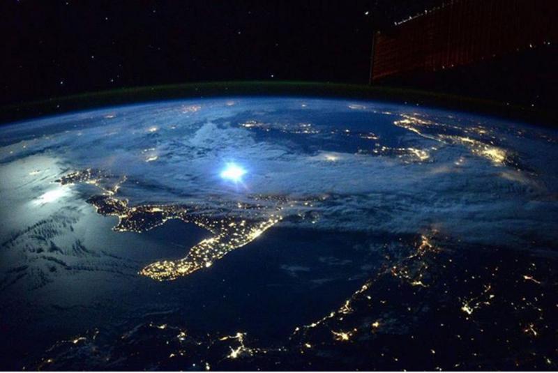 Photo of NASA показало найпопулярніші фотографії року