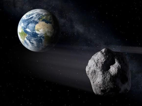 Photo of На початку березня поблизу нас пролетить гігантський астероїд