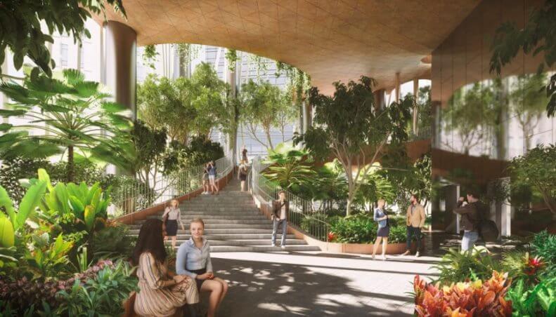 Photo of У Сінгапурі побудують «зелений» хмарочос з деревами на фасаді
