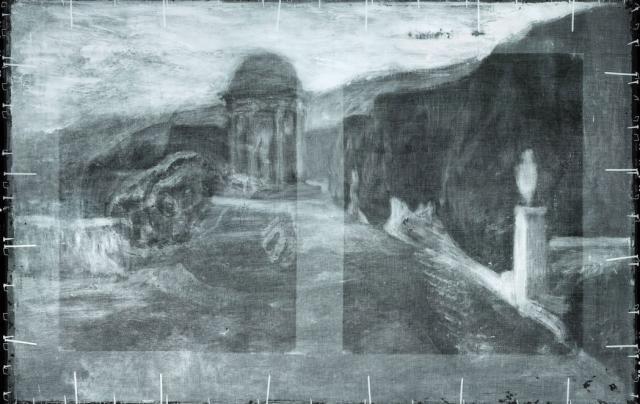 Photo of Під картиною Пікассо виявили пейзаж (відео)