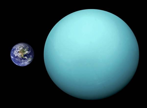 Photo of Уфологи підозрюють, що на Урані є НЛО