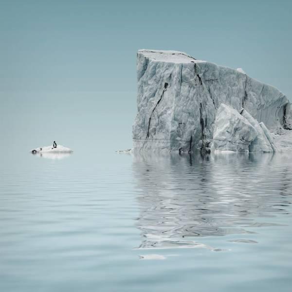 Photo of Знайдена підводна база НЛО в Антарктиді за допомогою програми Google Maps