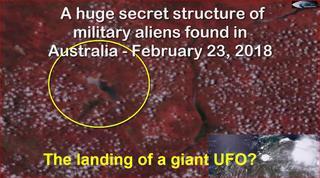 Photo of Величезна база інопланетян знайдена в Австралії (відео)