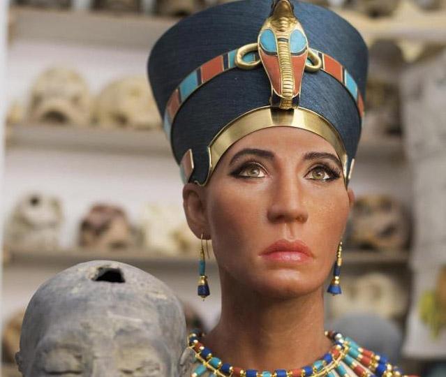 Photo of Вчені відновили зовнішність матері Тутанхамона
