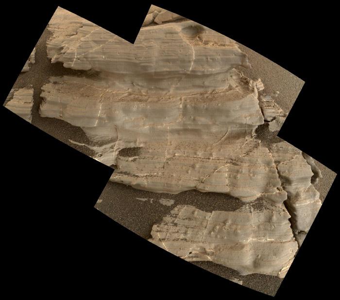 Photo of Марсохід знайшов кристали незвичайної форми