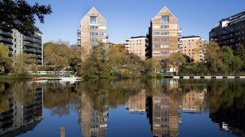 Photo of Як у Швеції зводять житло з відновлюваних матеріалів (фото)