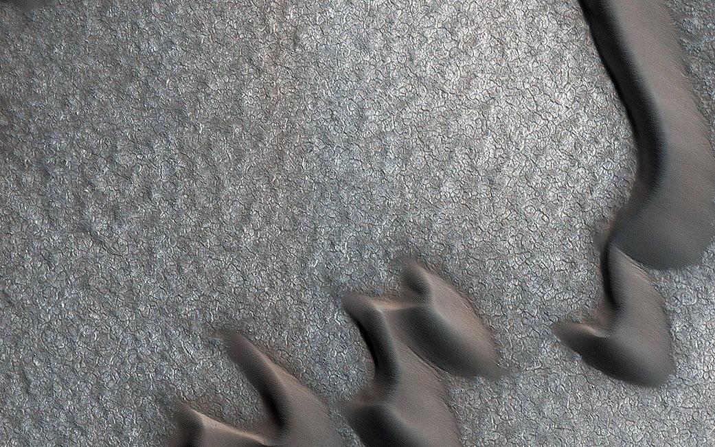 Photo of Дивовижний Марс на новому фото
