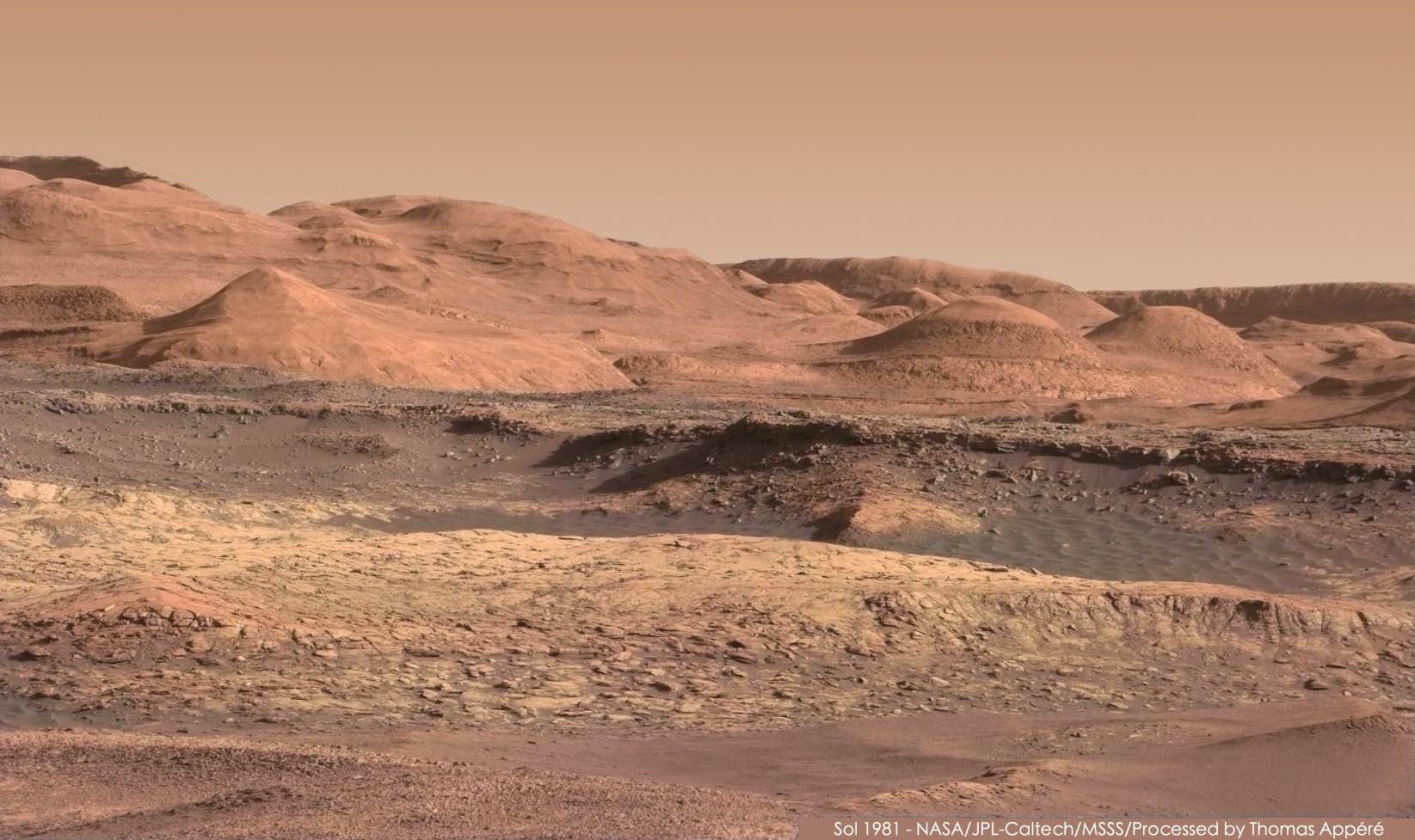 Photo of Марсохід Curiosity передав нове фото