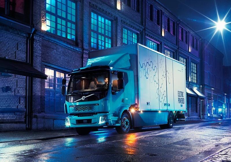 Photo of Представлена перша електрична вантажівка Volvo
