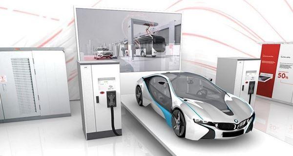 Photo of Представлено пристрій, здатний за 8 хв зарядити електрокар на 200 км ходу