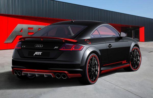Photo of Тестируем Audi TT