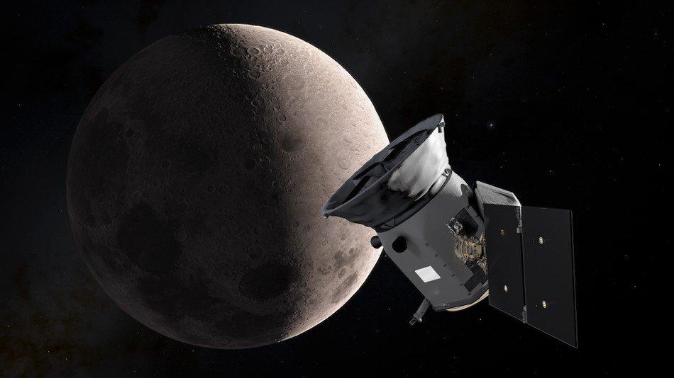 Photo of Новий телескоп NASA зробив першу фотографію